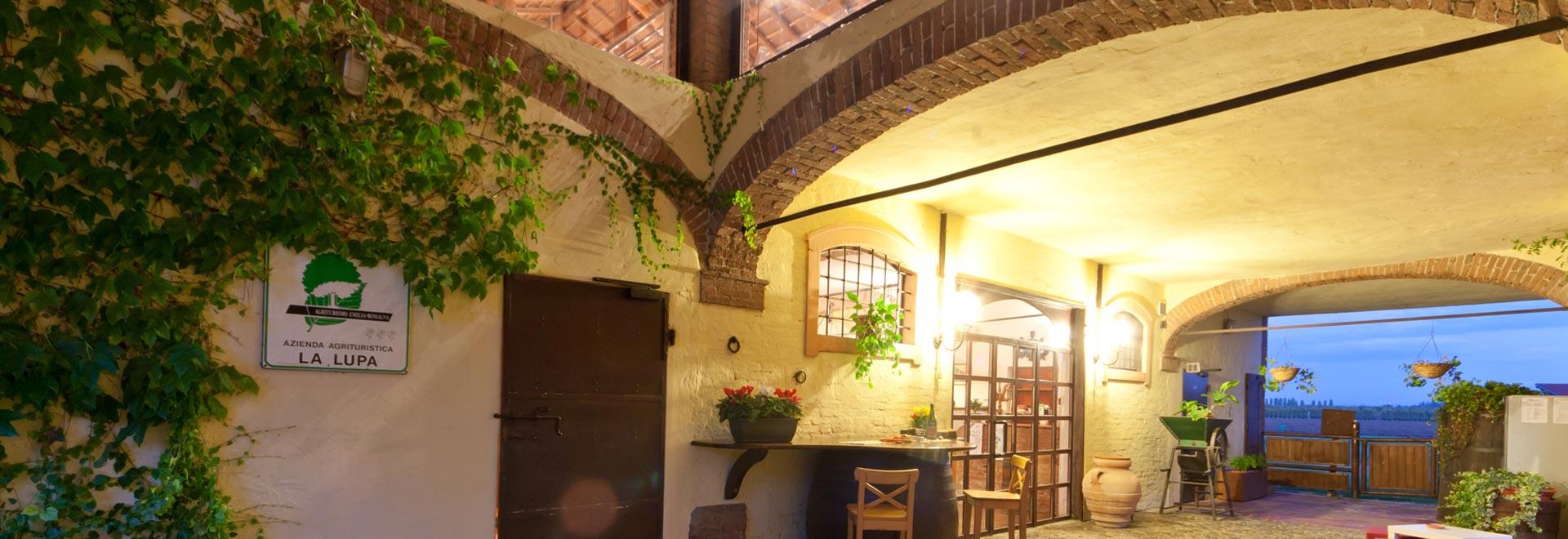Un'oasi di tranquillità tra Modena e Bologna